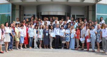 Первый форум женщин профсоюзов транспортной отрасли прошел в Актау