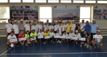 Соревнования среди молодых работников АО «ВЖДО», посвященные Году молодежи Казахстана